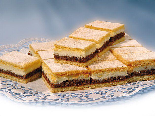 Tento krehký koláčik si určite zamilujete....