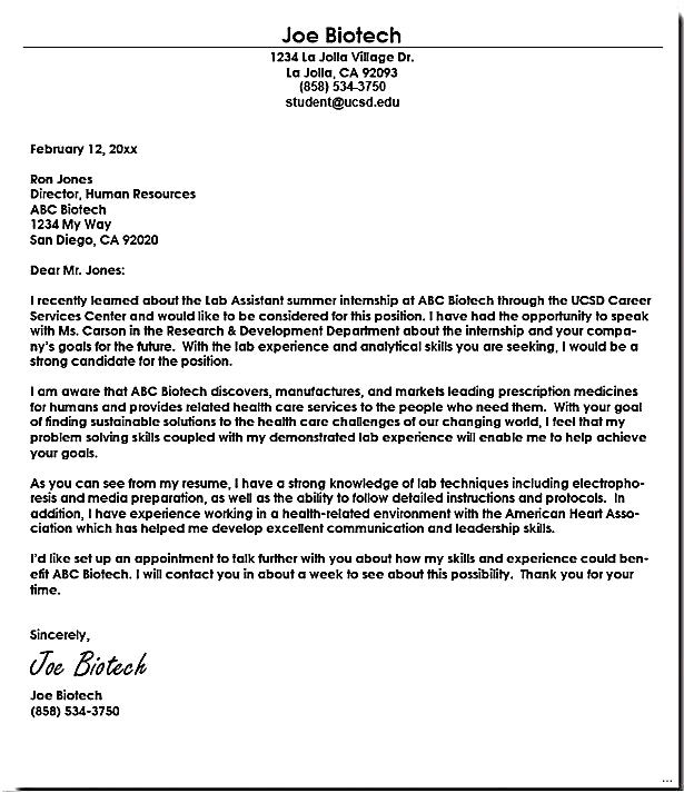 Cover Letter Template Purdue Owl 2 Cover Letter Template