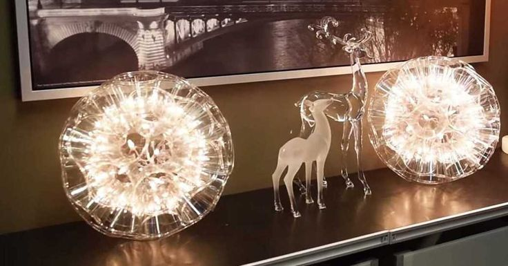 Návod na designové svítidlo z plastových kelímků + Video návod