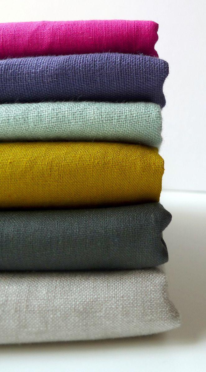 Cotton & Flax - choosing fabric colors