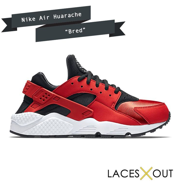 The Nike Air Huarache Has Officially Channeled the