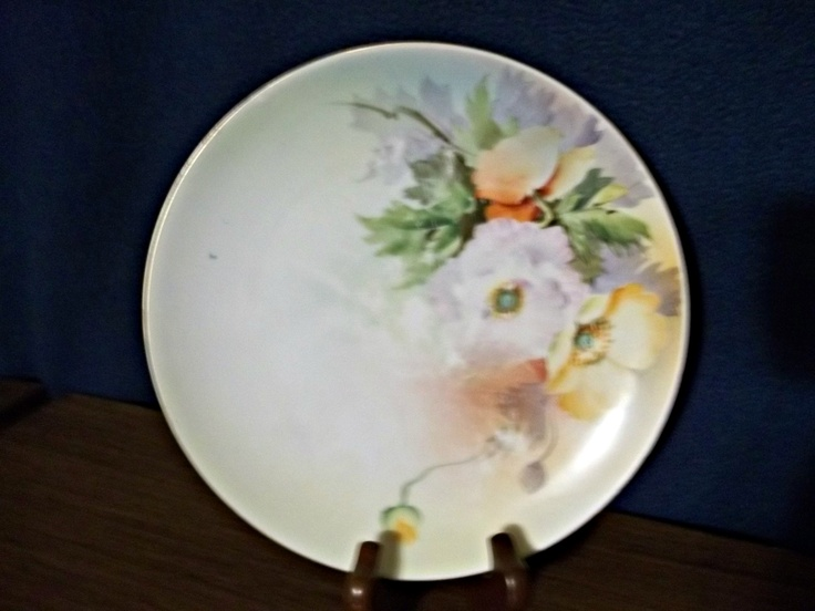 This is early Morimura Brothers (who became Noritake later) porcelain from the Nippon Meiji-era of Japanese art porcelain. This is all hand painted and can be found at our store at: http://www.ebay.com/sch/timelesstreasureshop/m.html?_nkw=&_armrs=1&_from=&_ipg=25&_trksid=p3686