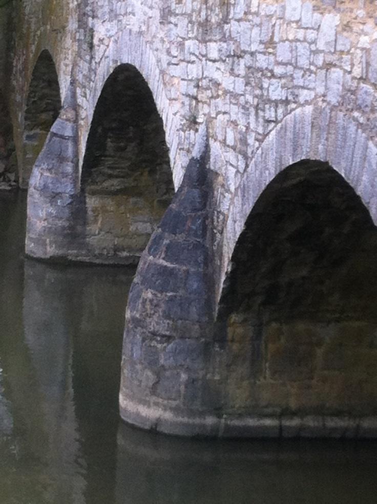 I took this picture of the Burnside Bridge at Antietam near Sharpsburg,MD.