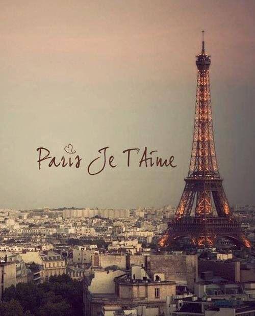 Paris J' taime