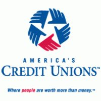 America's Credit Union Logo With Tag Line