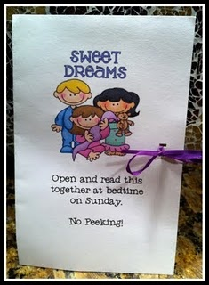 First day of school. Cute for teachers to give to kids.