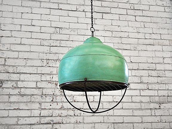 From holy funk · its not often that your pendant light is the focal piece in your house or steals