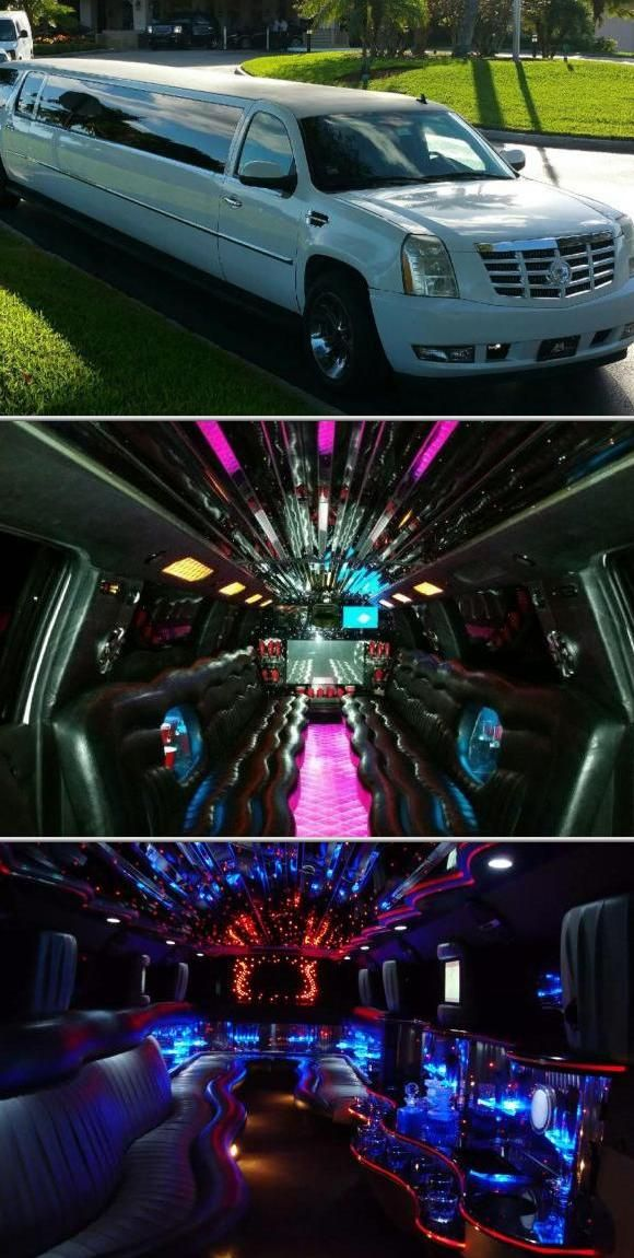 Choose the services of Wow Limousine for your next event. This company provides party buses and exotic limousines for all events including birthdays, weddings, parties and more. Get a free quote for this party bus professional from Miami.