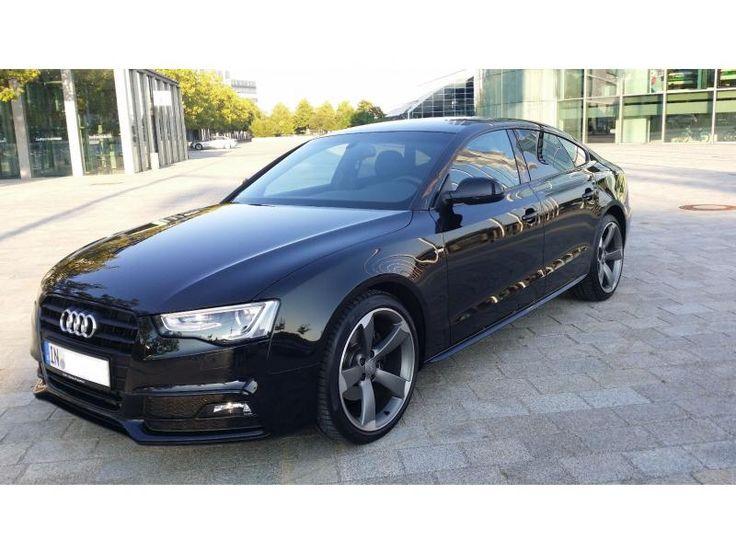 Audi A5 2 0 Tdi Sportback Cars Pinterest Autos Und