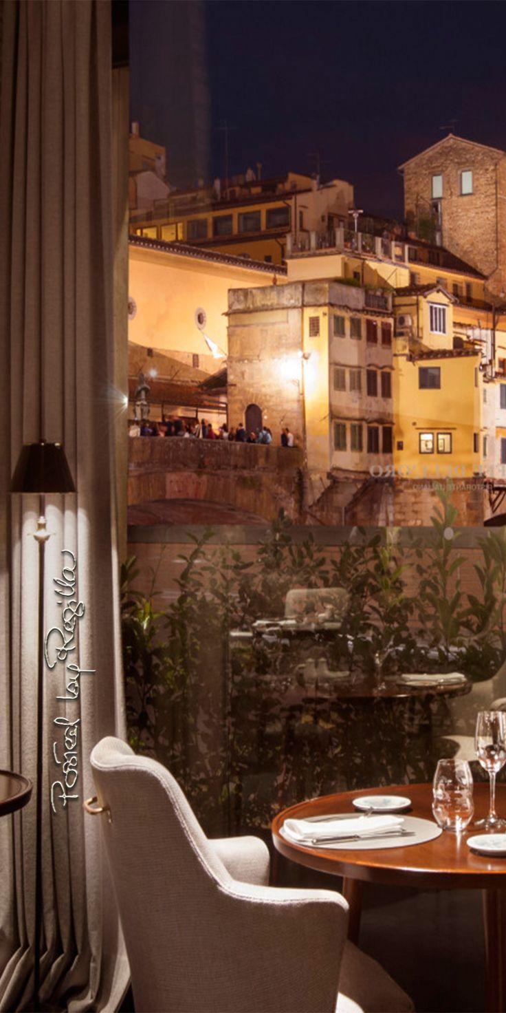 Regilla ⚜ Caffè dell'Oro, Florence, Italy