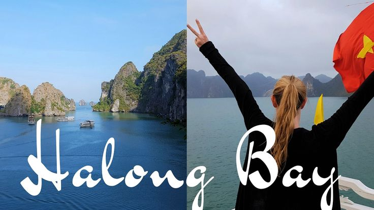 HALONG BAY (Incredible!) | Vietnam Travel Vlog