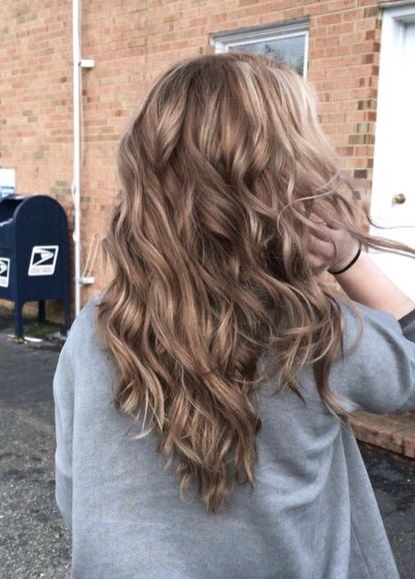 Best 25 dark blonde hairstyles ideas on pinterest dark blonde dark dirty blonde with some blonde at the front pmusecretfo Images