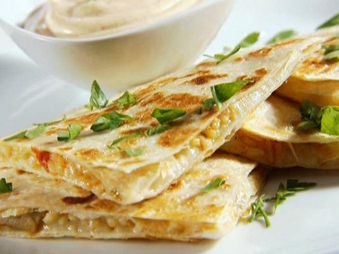 Cajun Quesadillas Recipe Favorite Recipes Pinterest Cajun