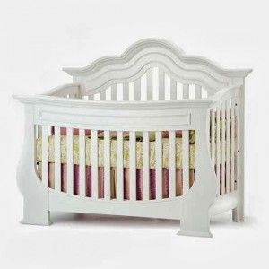 Box Bayi Cat Duco | Alfah Furniture