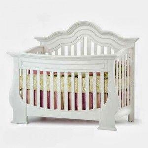 Box Bayi Cat Duco   Alfah Furniture