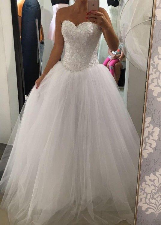 Suknia ślubna Princessa Księżniczka Używane Suknie Sprzedawane