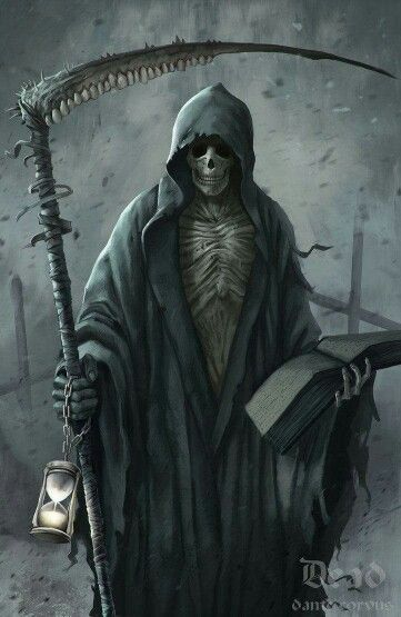 When,The Reaper calls, I will be ready to go...
