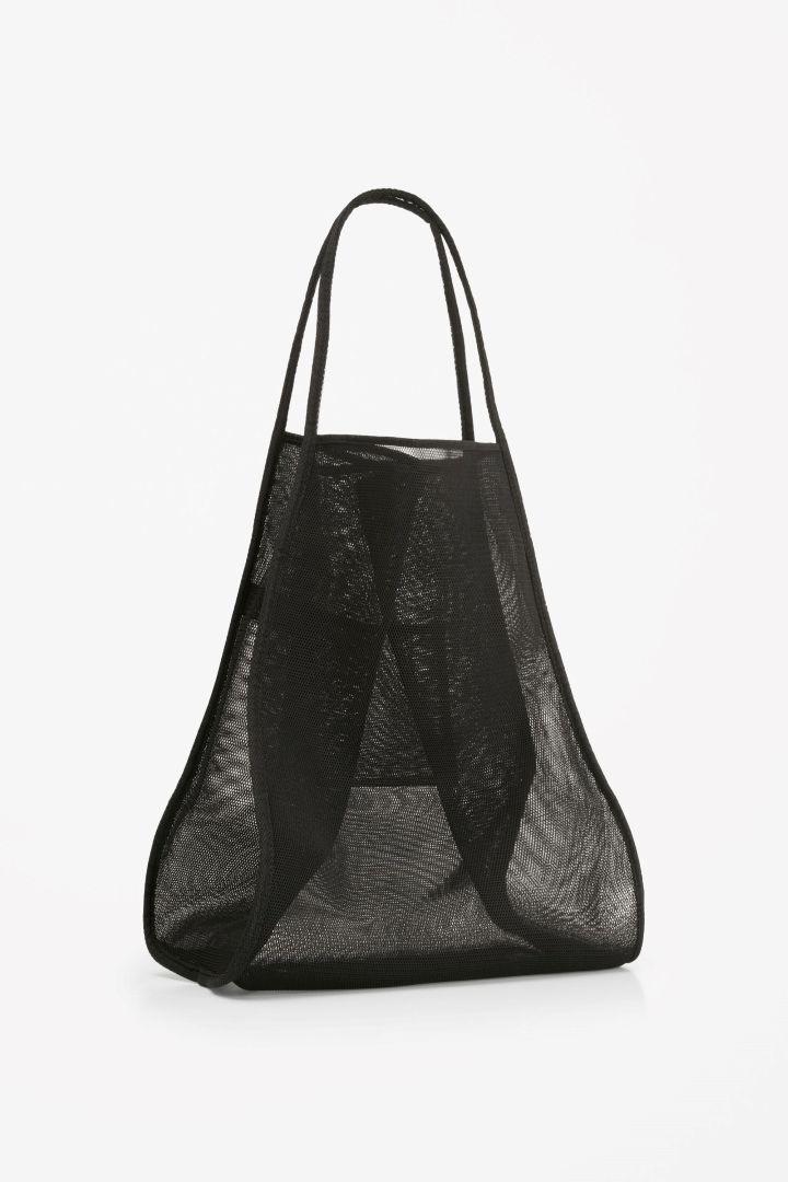 COS | Mesh tote bag