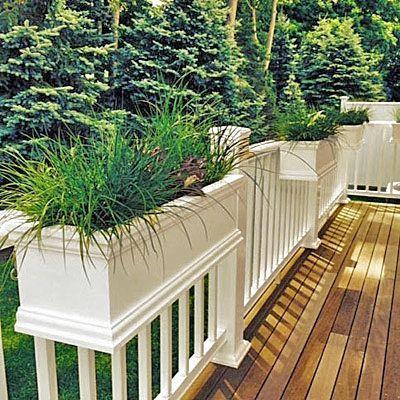 best 25+ wood deck railing ideas on pinterest | deck railings ... - Deck