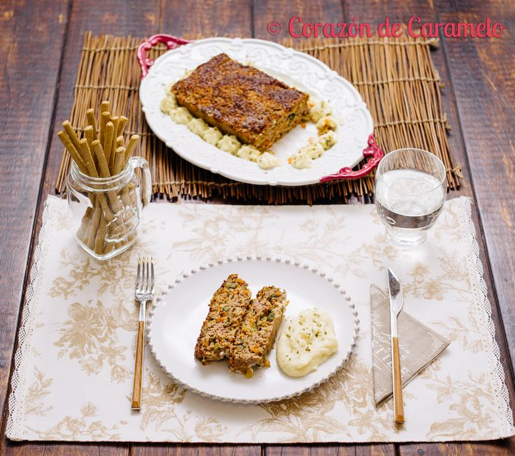 https://flic.kr/p/Dy6ysS | Pastel de carne con verduras | Blog Corazón de Caramelo www.corazondecaramelo.es