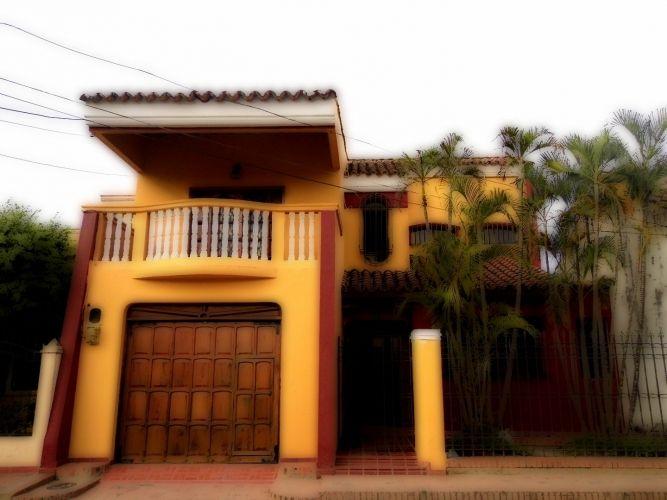 Mompox  mompos   Hostal la Casa del Viajero