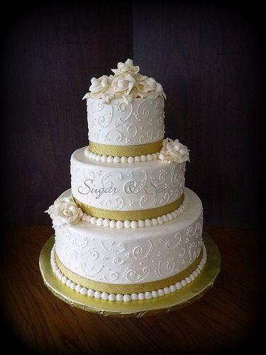 50th Wedding Anniversary Cakes   Anniversary/Engagement Cakes