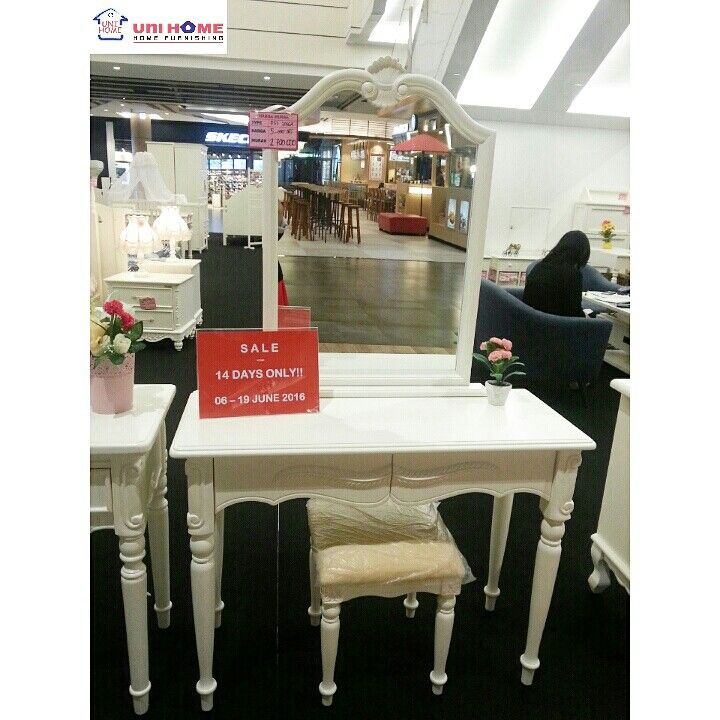 Code: DSU 2016 B W100 X D40 X H168 CM Ready Stock Now available at #unihomefurniture