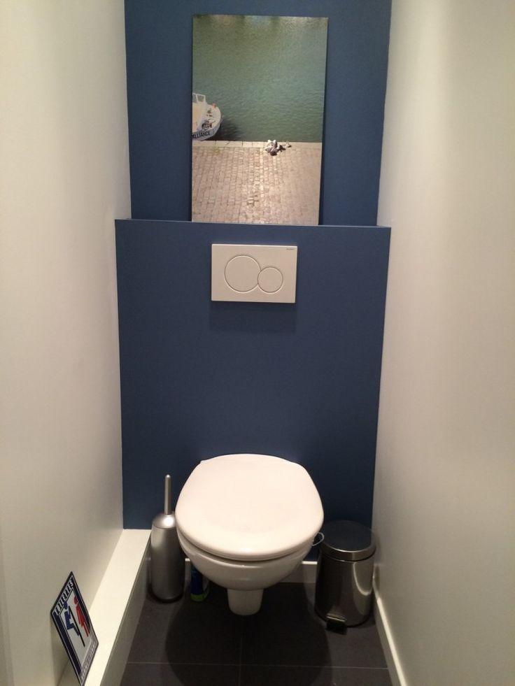 43 best wc images on pinterest bathroom home ideas and modern bathroom. Black Bedroom Furniture Sets. Home Design Ideas