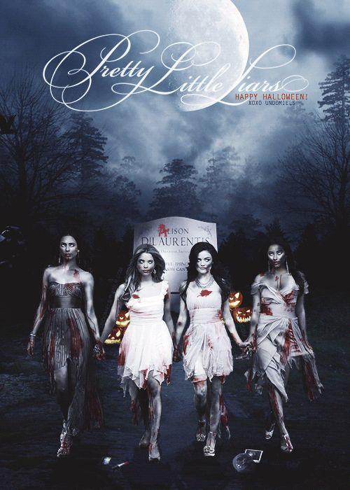 halloween episode pll 2017