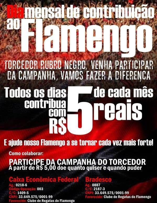 Flamengo da Nação define número 5 como símbolo em nova fase do projeto #globoesporte