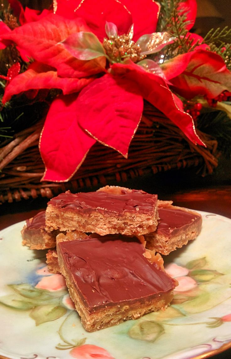 12 Days of Christmas Baking Day 5: Breton Brittle  This recipe literally took all of 20 minutes to make. And its impossible to screw up. Its crunchy and sweet. Full of butterscotch and chocolate. Ahhhhhh...soooo good...
