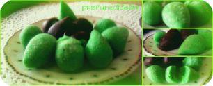 domani si festeggia Sant'Agata a catania e tutti noi mangiamo questi dolcetti....... http://blog.giallozafferano.it/profumodidolce/olivette-di-santagata/