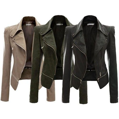 Like the general style of these jackets.
