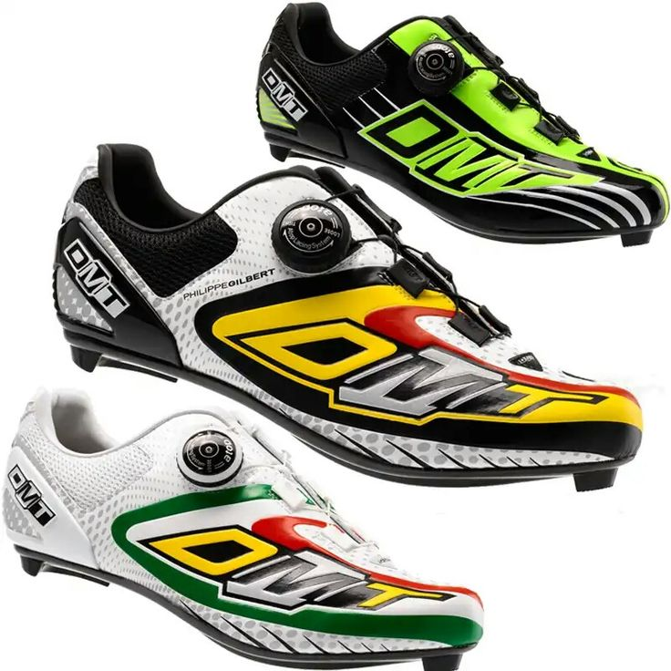 DMT Mens Prisma 2.0 Carbon sole elite Performance Italian Road Race Bike Shoes