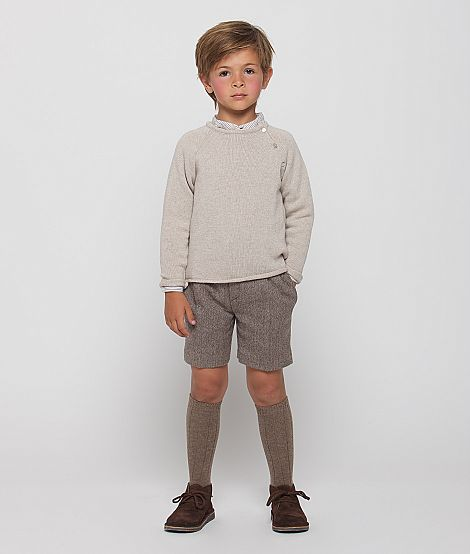 Probably good I don't have a boy, because I would want to dress him like this, and he would hate me forever.