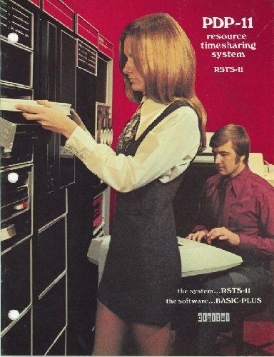 PDP-11... Where UNIX was born