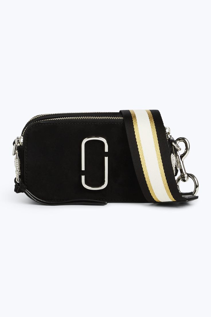 MARC JACOBS Pave Chain Snapshot Small Camera Bag. #marcjacobs #bags # #