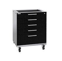 NewAge Products Performance Plus 2.0 Diamond Plate Tool Drawer (Black)