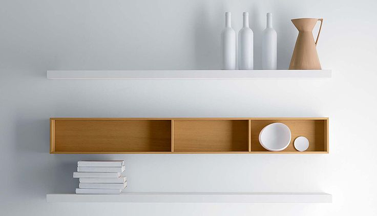 Via Veneto, Minimalist Bathroom Furniture by Gunni & Trentino for Falper
