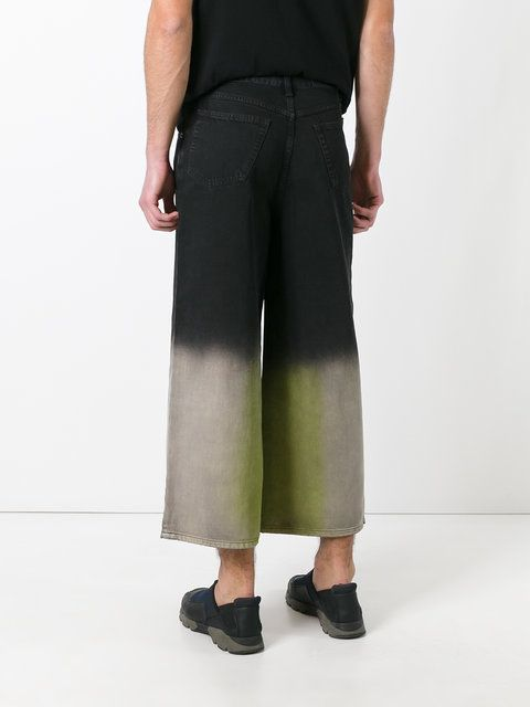J.W.Anderson джинсы тай-дай