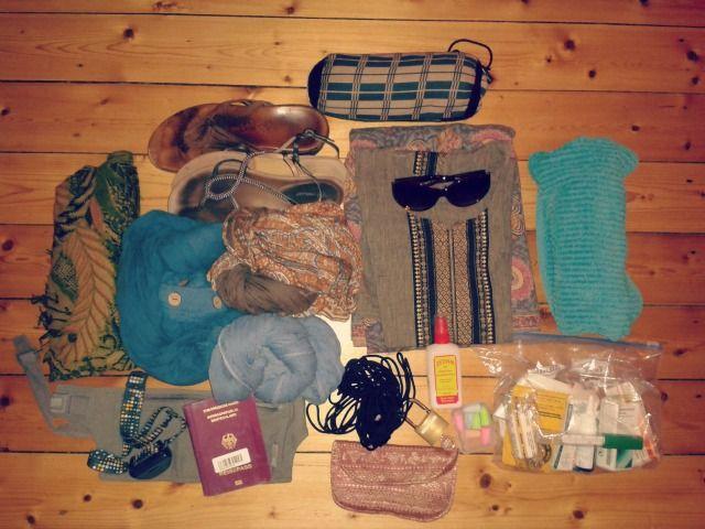 Mit der Packliste Indien vergisst du nichts Wichtiges bei deiner Reise nach Südasien. Hier findest du alles, was du für den Trip nach Indien brauchst.