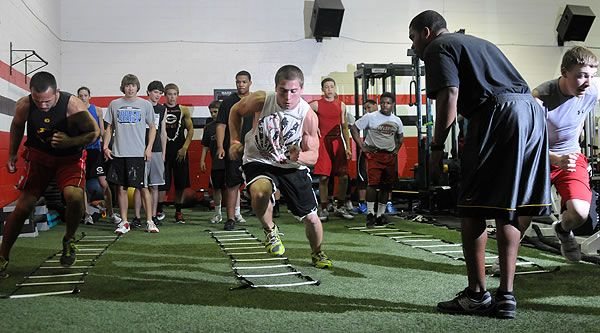The first critical question for Improving Performance is: How do athletes train for improved performance? This critical question explores five (5) types of training methods athletes use to improve performance: