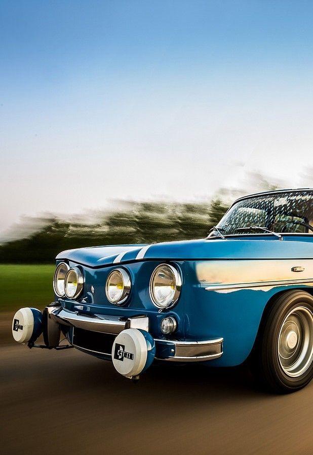 gentlecar: Renault 8 Gordini