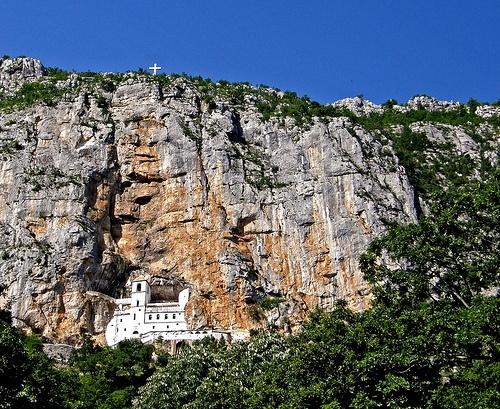 Monastery Ostrog, Montenegro