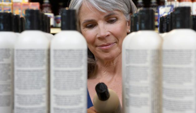 Cancerous Shampoo?!  http://www.prevention.com/beauty/hair/cocamide-dea-natural-shampoo-ingredient-avoid