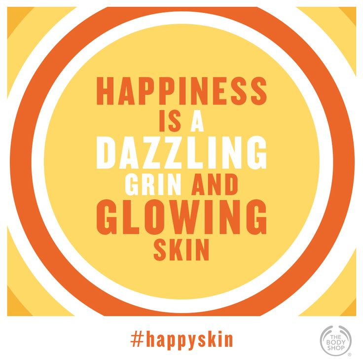 Don't ever wipe off that cheeky smile of yours. It looks outstanding! #happyskin #quote #happiness #healthyglow #glowingskin