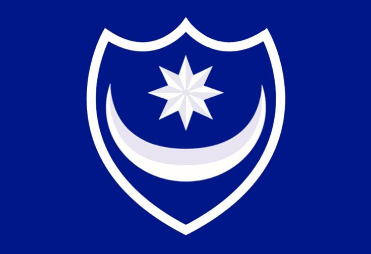 Pompey Crest Portsmouth Football Club New