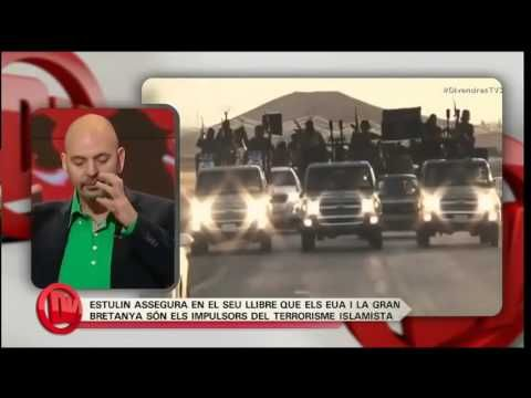 """Daniel Estulin: FUERA DE CONTROL """"Nos matarán por miles en Europa"""""""