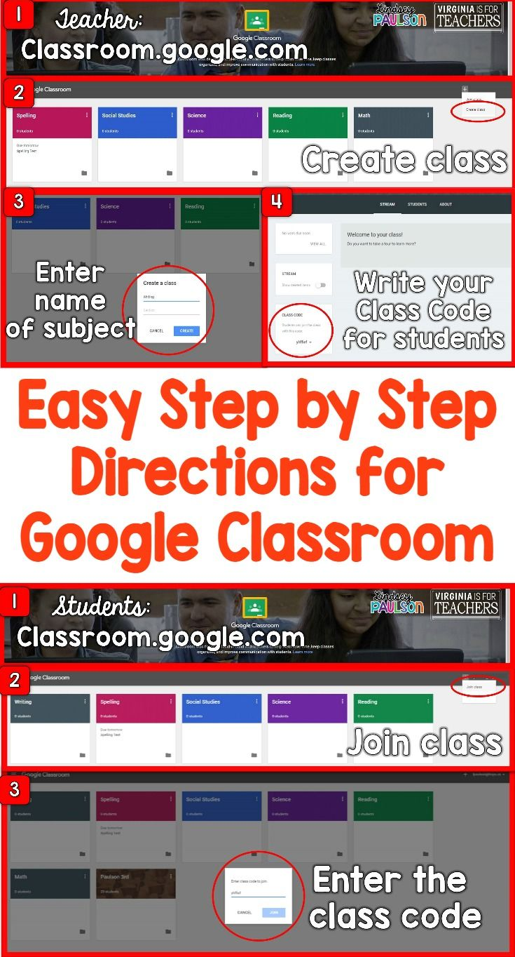 Google Apps for Education GAFE: Classroom