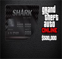 Reward: GTA V Bull Shark Cash Card $500,000 EvoBay
